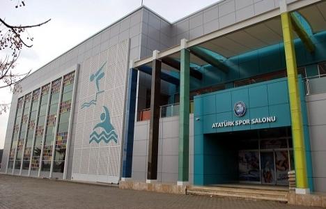 Manisa Atatürk Spor Salonu için geri sayım başladı!