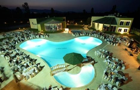 Düzce Eftenia Otel sosyal tesis olacak!