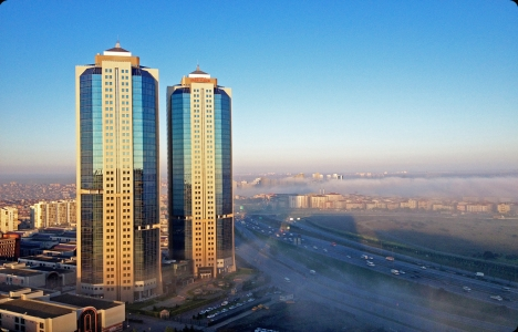 Tekstilkent Koza Plaza'da 5.6 milyon TL'ye icradan satılık ofis!