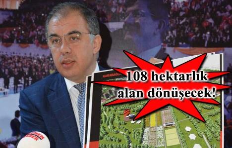 İzmir'de kentsel dönüşüm başlıyor!