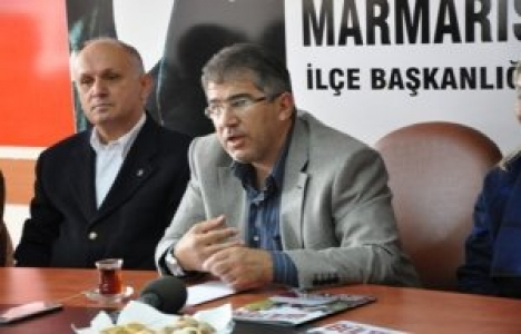 Marmaris'e TOKİ konutları geliyor!