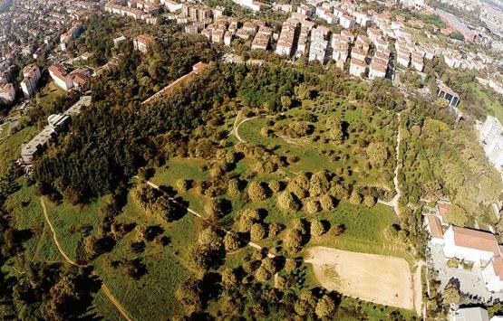 Millet bahçelerine mimarlardan