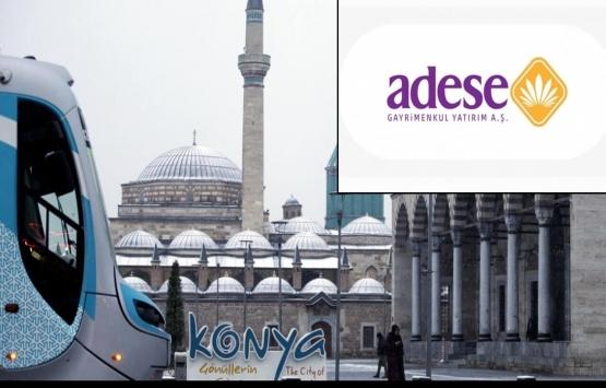 Adese Gayrimenkul'ün Konya'daki arazisine ticari proje!