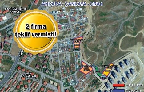 Emlak Konut Çankaya Oran ihalesinin 2. oturumu 16 Kasım'da!