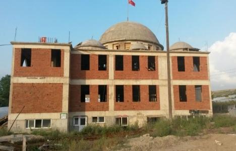Yalova Kelebek Çayırı'ndaki cami inşaatı ne zaman bitecek?