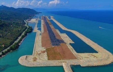 Ordu-Giresun Havalimanı kaba