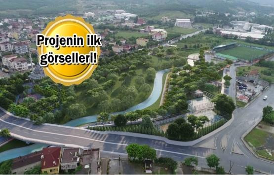 Arnavutköy Millet Bahçesi'nin ihalesi yapıldı!