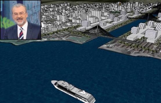 Hulki Cevizoğlu'ndan dikkat çeken Kanal İstanbul açıklaması!