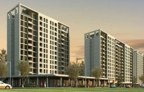 N Şehir projesinde 2+1 daireler 180 bin TL!