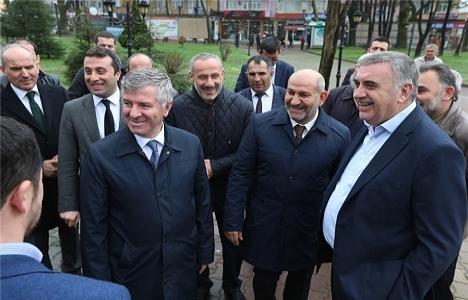 Hendek Atatürk Parkı dönüşecek!