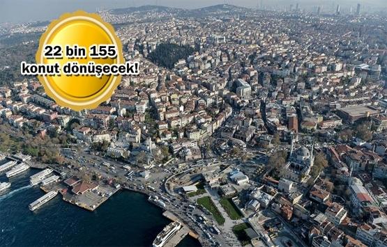 İstanbul'da büyük dönüşüm başlıyor!