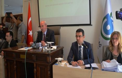Tekirdağ Büyükşehir Belediye Meclisi toplandı!
