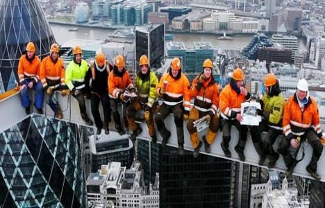 İngiltere'de inşaat sektörü Ocak ayında büyümesini sürdürdü!