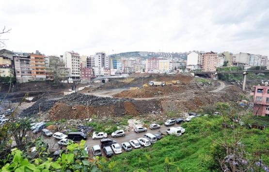Trabzon Öğretmenevi'nin temeli atılıyor!