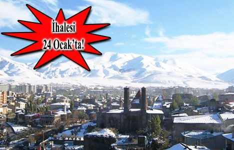 Erzurum Palandöken'de 87.9 milyon TL'ye satılık 30 arsa!