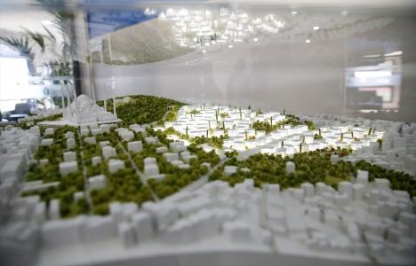 Üsküdar'da kentsel dönüşüm
