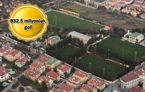 Galatasaray Florya arazisi