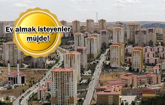 TOKİ 50 bin konut projesi için başvuru süresi uzatıldı!