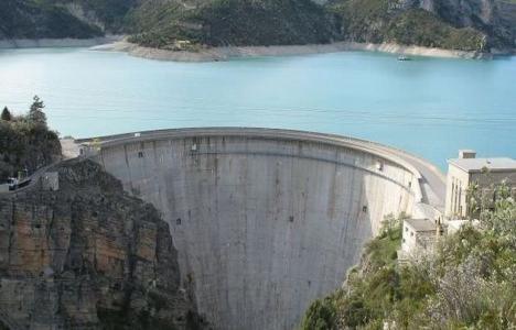 Baraj doluluk oranları 5 Ocak!