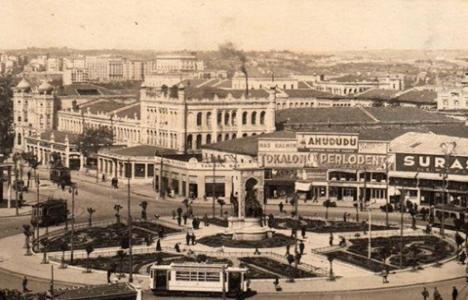 1935 yılında İstanbul'un