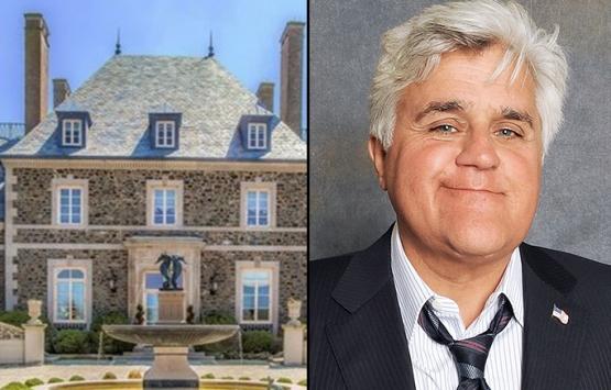 Jay Leno, Rhode Island'dan 13.5 milyon dolara ev aldı!