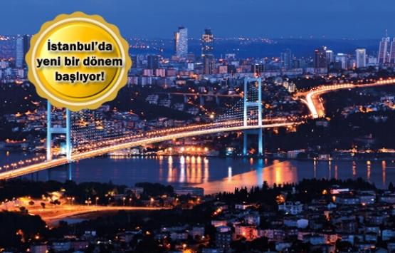 İstanbul'da binalara estetik ayarı!