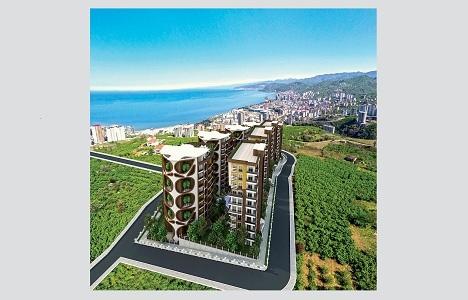 Casa Marie Trabzon daire fiyatları!