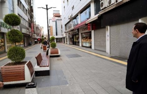 Prestijli Cadde ve Sokaklar Projesi