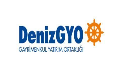 Deniz GYO rapor pay tebliğini yayınladı!