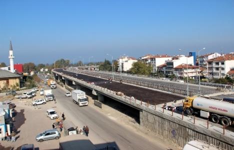 Tonami Köprülü Kavşağı'nın açılış tarihi değişti!