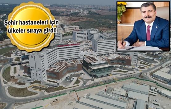 10 milyar dolarlık 39 şehir hastanesinin 6'sı açıldı!