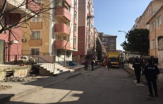 Kartal'daki riskli binalardan