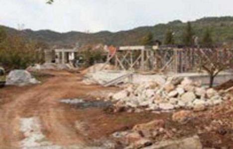 Tarihi Kayaköy'de kaçak