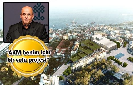 Murat Tabanlıoğlu: AKM'yi