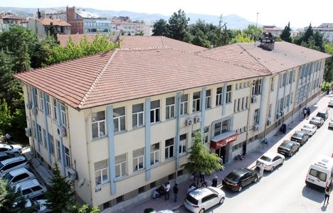 Burdur'un eski adliye