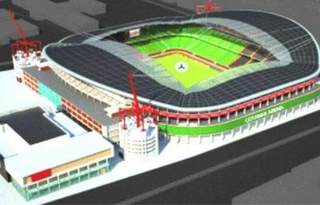 Giresun Çotanak Arena Stadı ve yüzme havuzunun ihalesi 15 Haziran'da!