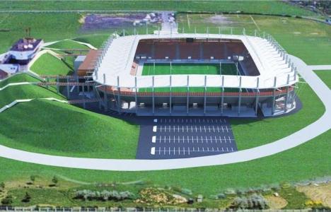 Alsancak Stadı yenileme