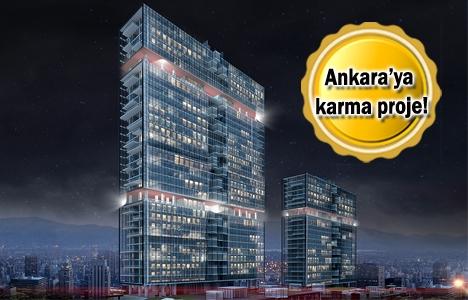 Çukurambar Cubes Ankara projesi geliyor!