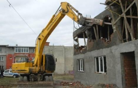 Kaçak inşaatı uygun hale getirme süreci!