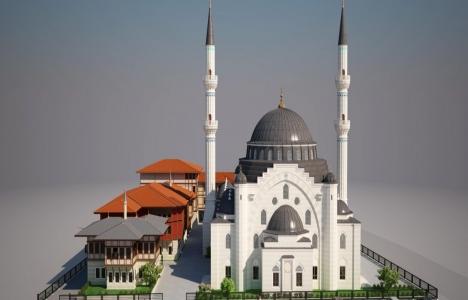 Strazburg'da Eyüp Sultan Camisi'nin temeli atıldı!