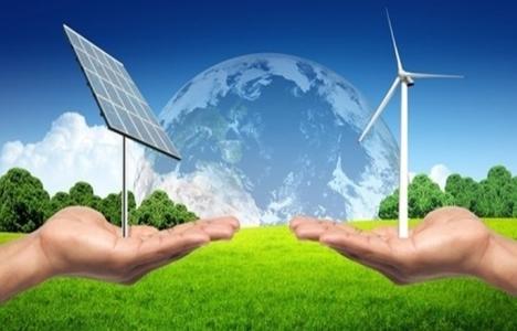 Dünya enerjisini yüzde