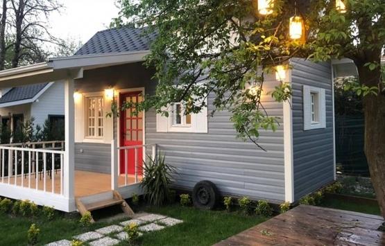 Tiny house Türkiye 2021 fiyatları!