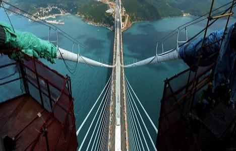 Yavuz Sultan Selim Köprüsü'nün enerjisi FG Wilson'a emanet!