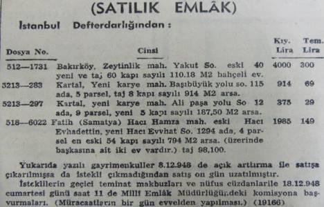 1948 yılında Kartal'da