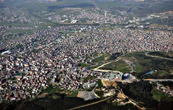 Arnavutköy Dursunköy 1/1000 ölçekli imar planı askıda!