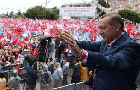 Başbakan Erdoğan: Samsun Uluslararası Lojistik Merkezi Tekkeköy'de kurulacak!