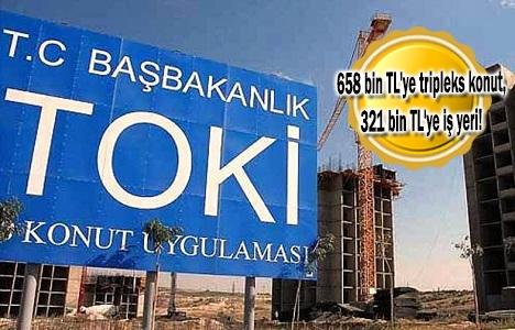 TOKİ Kayaşehir'deki 108 konut ve 10 iş yerini bugün satışa çıkarıyor!