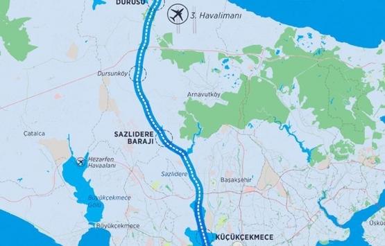 Kanal İstanbul Bülent Ecevit'in mega projesi mi?