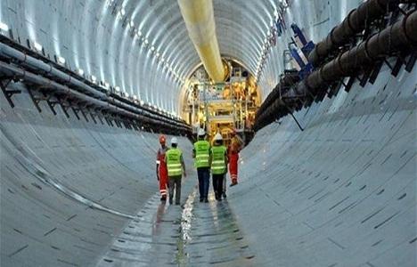 Avrasya Tüneli İstanbul'da