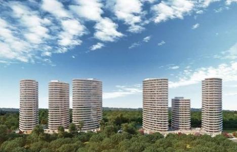 Teknik Yapı Concord İstanbul Konutları satılık!